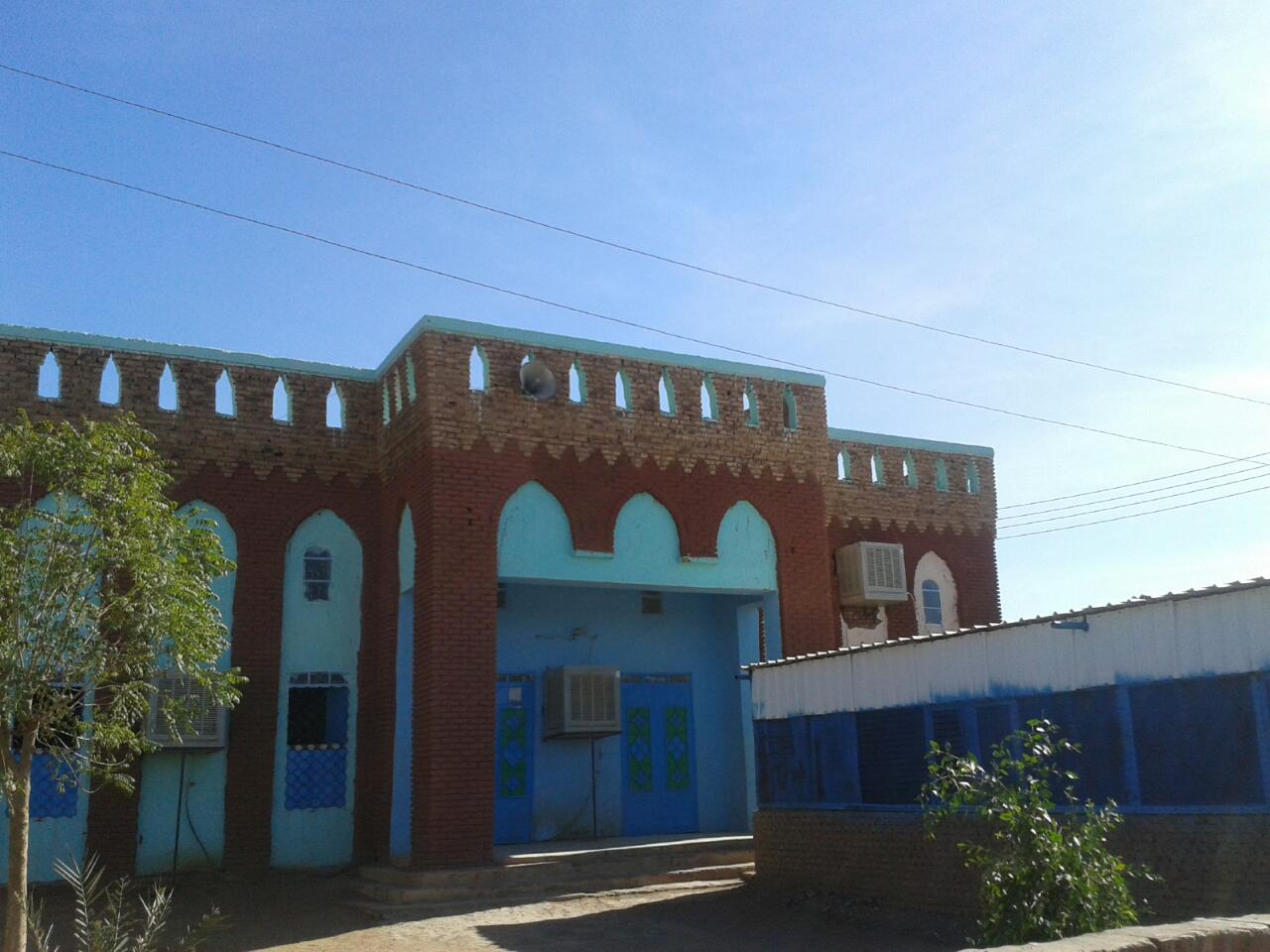 مسجد حلة حمد العتيق